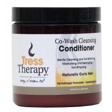 Tress Therapy Co Wash Cleaning Conditioner - Beauty Bar & Supply