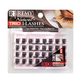 Remy Response Natural Trio I Lashes Flare Long Black Trio 54 - Beauty Bar & Supply