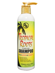 Bronner Brothers Tropical Roots Clarifying Shampoo - Beauty Bar & Supply