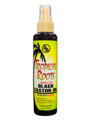 Bronner Brothers Tropical Roots Jamaican Black Castor Oil - Beauty Bar & Supply