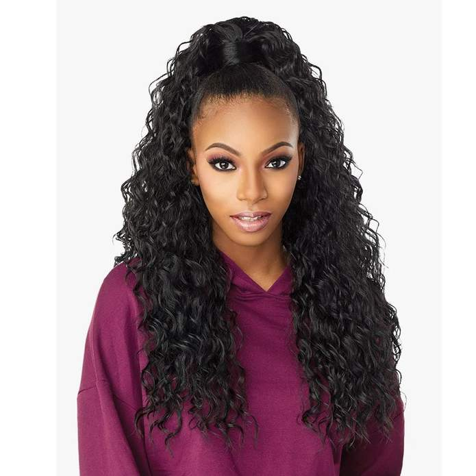 Sensationnel Instant Up & Down Pony Wrap Half Wig UD 2 - Beauty Bar & Supply