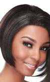 WHISPER RIHANNA - INVISIBLE LACE FRONT WIG - PREMIUM SYNTHETIC HAIR - Beauty Bar & Supply