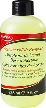 SuperNail Acetone Polish Remover - Beauty Bar & Supply