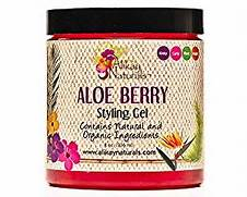 Alikay Naturals Aloe Berry Styling Gel - Beauty Bar & Supply