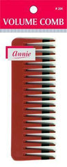 Annie Volume Comb #206 - Beauty Bar & Supply
