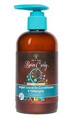 As I Am Born Curly Argan Leave-In Conditioner & Detangler