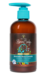 As I Am Born Curly Avocado Shea Cowash