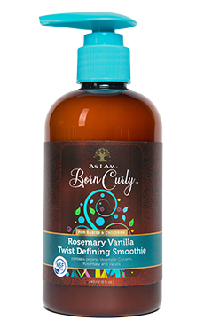 As I Am Born Rosemary Vanilla Twist Defining Smoothie - Beauty Bar & Supply