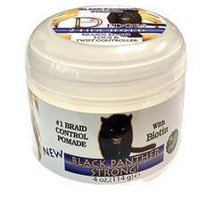 Black Panther Edge Control-Vegan with Biotin - Beauty Bar & Supply