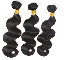 9A BRAZILLIAN VIRGIN HAIR-Body Wave (BUNDLE)