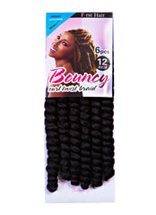 "Trio Bouncy Twist Braid 12"" - Beauty Bar & Supply"