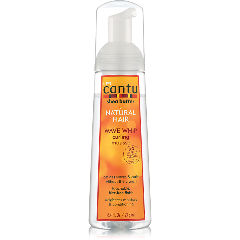 Cantu Wave Whip Curling Mousse - Beauty Bar & Supply