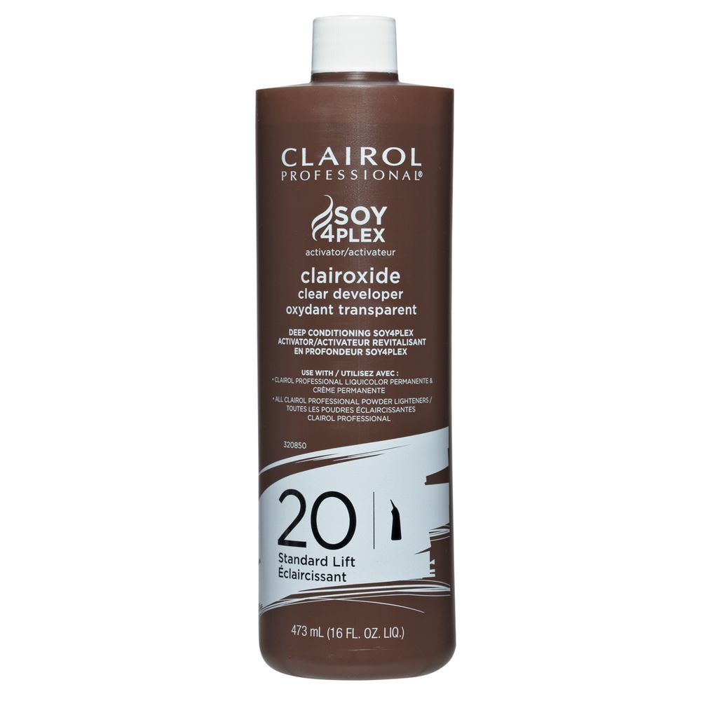 Clairol Professional Clairoxide 20 Volume Clear Developer Beauty