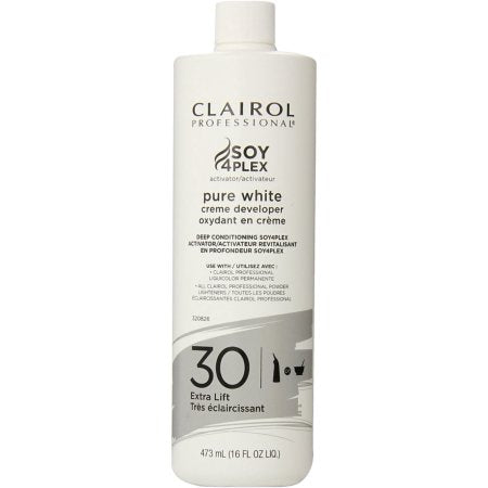 Clairol Professional 30 Soy 4Plex Pure White - Beauty Bar & Supply