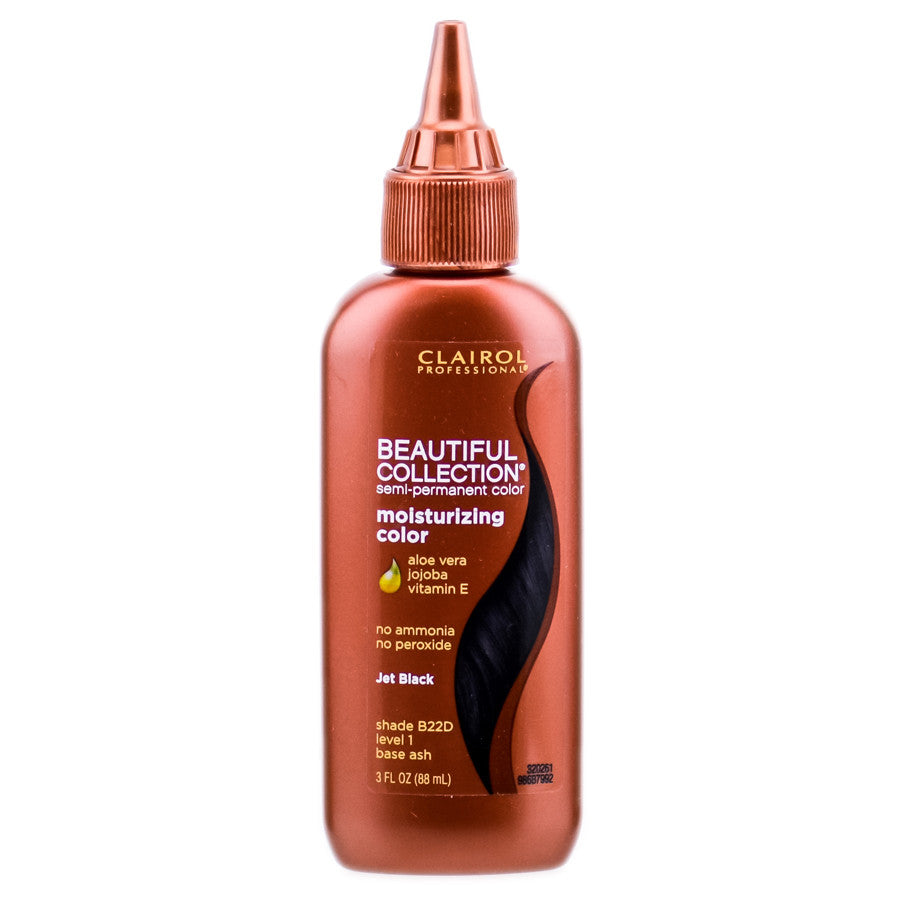 CLAIROL PROFESSIONAL BEAUTIFUL COLLECTION SEMI-PERMANENT - MOISTURIZING COLOR - Beauty Bar & Supply