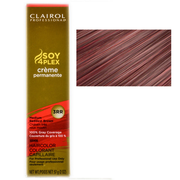 Clairol Professional Soy 4Plex Creme Permanente - Beauty Bar & Supply