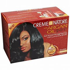 Creme of Nature with Argan Oil from Morocco - Beauty Bar & Supply