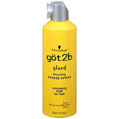 Got2B Glued Freeze Spray - Beauty Bar & Supply