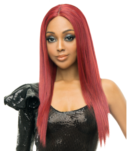 "R&B Collection Ruman & Human Blend 3D Human Mink Skin Lace HS-10A 28"" - Beauty Bar & Supply"