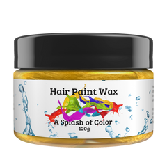 Hair Paint Wax-Yellow - Beauty Bar & Supply