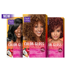 Dark and Lovely Color-Gloss Ultra Radiant Color Creme - Beauty Bar & Supply