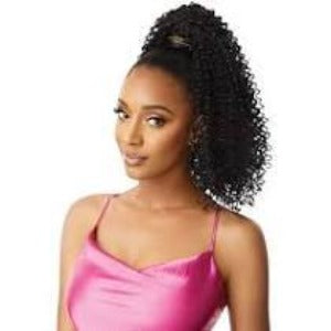 "Outre Synthetic Pretty Quick Wrap Pony Bohemian Coils 18"" - Beauty Bar & Supply"