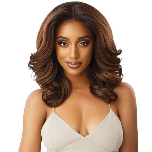 Outre Synthetic HD Perfect Hair Line 13X6 Lace Front Wig-Julianne - Beauty Bar & Supply