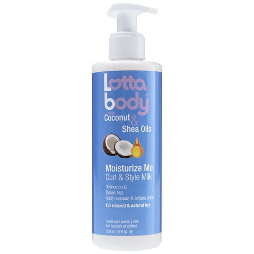 Lottabody Lottabody Moisturize Me Curl & Style Milk - Beauty Bar & Supply