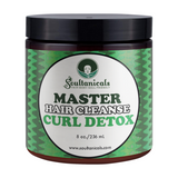 Soultanicals Master Hair Cleanse-Curl Detox - Beauty Bar & Supply