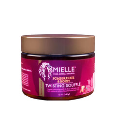 Mielle Organics POMEGRANATE & HONEY TWISTING SOUFFLÉ - Beauty Bar & Supply