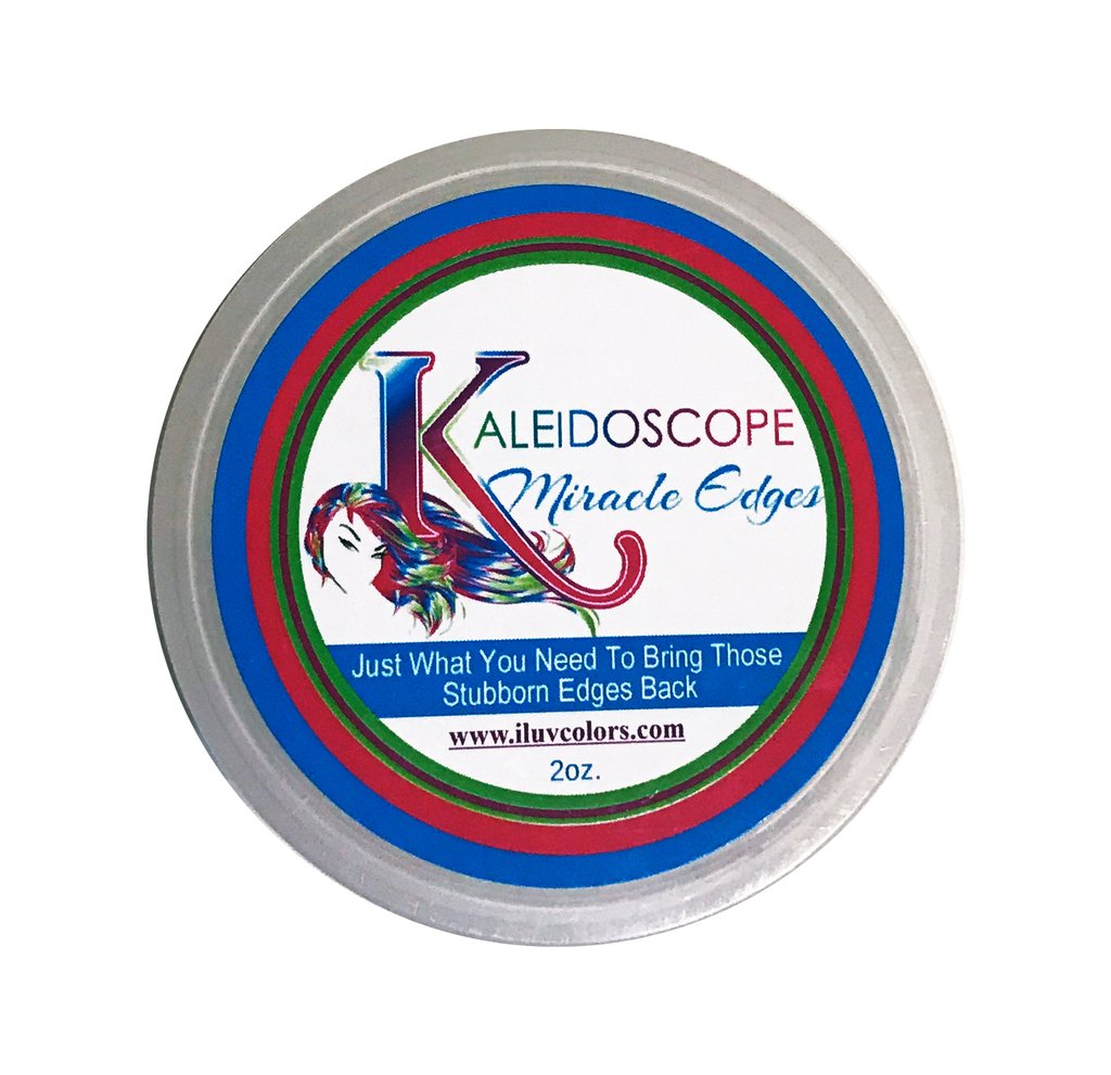 Kaleidoscope Miracle Edges infused with Miracle Drops - Beauty Bar & Supply