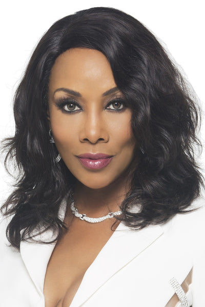 Vivica Fox Remi Natural Brazilian Swiss Lace Front Wig-Nature - Beauty Bar & Supply