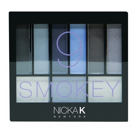 Nicka K New York 9 Colors Palette - Beauty Bar & Supply