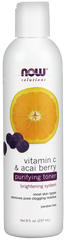 Now Vitamin C & Acai Berry Toner - Beauty Bar & Supply