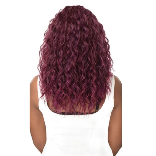 Outre Synthetic Swiss Lace Front Wig UMA - Beauty Bar & Supply