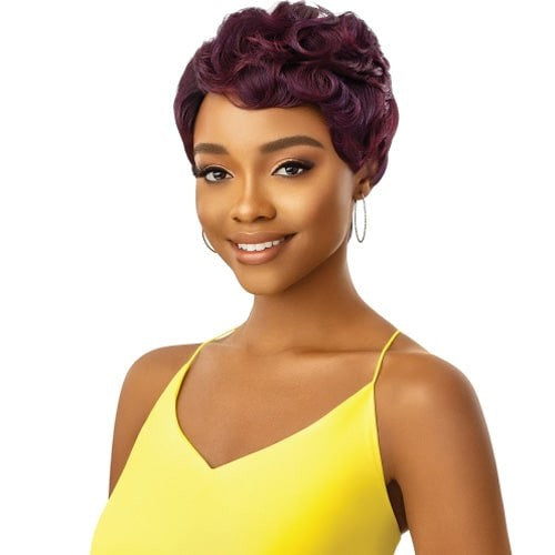 Outre The Daily Wig Hand-Tied Lace Part Wig Portia - Beauty Bar & Supply