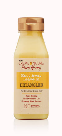 Creme of Nature Pure Honey Knot Away Leave In Detangler - Beauty Bar & Supply