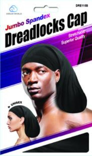 Dream Jumbo Spandex Dreadlocks Cap - Beauty Bar & Supply