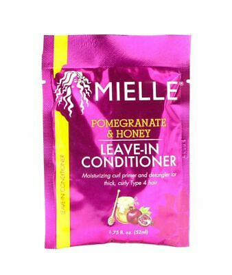 Mielle Organics Pomegranate & Honey Leave-In Conditioner Sample Pack - Beauty Bar & Supply