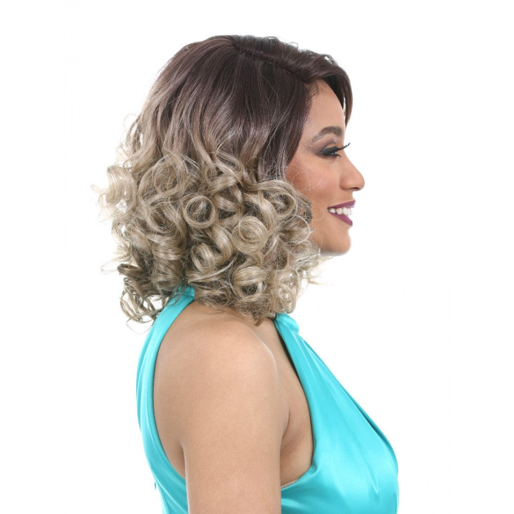 Sensationnel Synthetic Empress Curved Part Lace Front Edge Wig – Lawanda - Beauty Bar & Supply