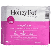 The Honey Pot Company Regular Menstrual Pads - Beauty Bar & Supply