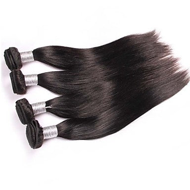 BRAZILLIAN VIRGIN HAIR-Straight (BUNDLE) - Beauty Bar & Supply