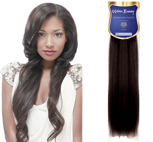 Urban Beauty 100% Remi Human Hair