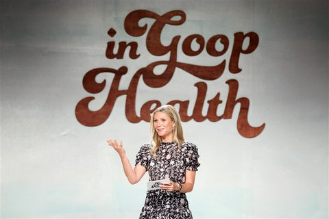 Goop Spreads it Garbage to Netflix
