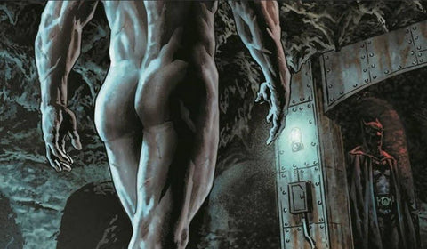Batman Bares it All