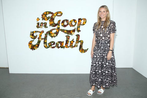 Gwyneth Finally Gets It for Goop