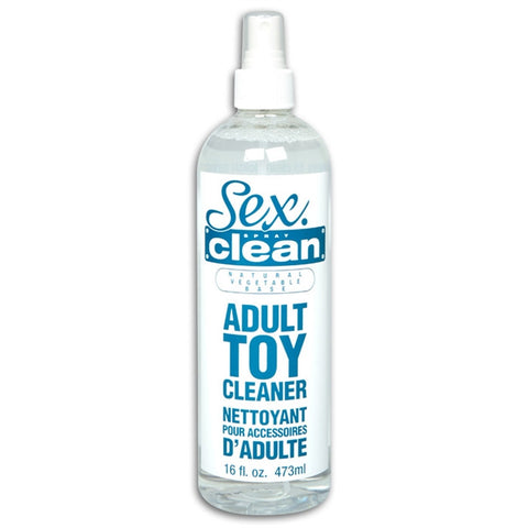 Sex Clean Toy Cleaner