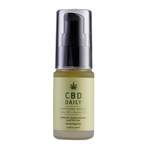 CBD Daily Soothing Serum