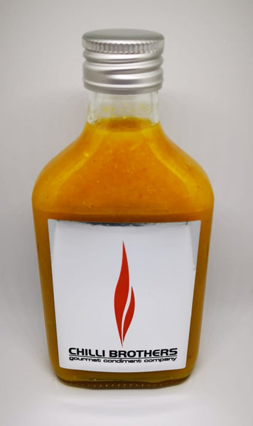CHILLI BROTHERS Orange & Ginger Gourmet Artisan Chilli Condiment