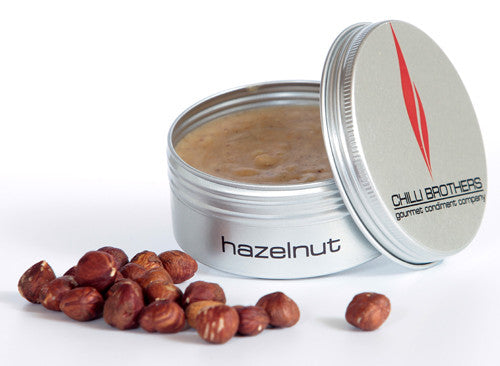 CHILLI BROTHERS Hazelnut Virgin Organic Cold Pressed Coconut Oil Butter